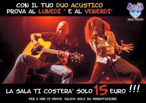 "Promo per ""Duo Acustico"""